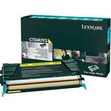 LEXMARK   Toner-Modul, gelb