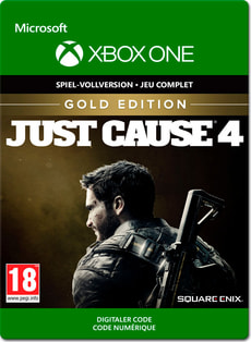 Xbox One - Just Cause 4: Gold Edition