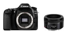 EOS 80D + EF 50mm f/1.8 STM