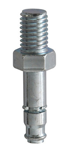 Tige filetée M10 x 14 mm