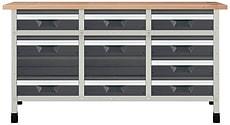 Werkbank No. 2 1610 x 650 x 860 mm 8076