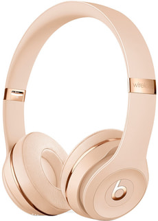 Solo 3 Wireless, Satin Gold