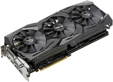 GeForce GXT 1080 Ti ROG STRIX 11 GB