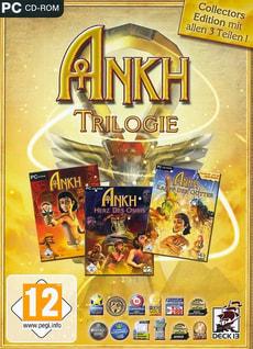 Ankh Trilogie - Collectors Edition (PC) (D)