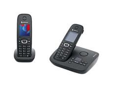 Swisscom Aton CLT115 Duo mit Anrufbeantw