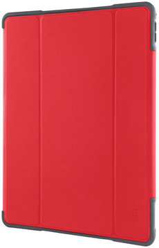 "Dux Plus - Case pour iPad Pro 9.7"" - rouge /transparent"