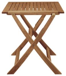 Tavolo pieghevole CAMERON, 70 cm