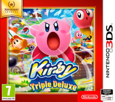 3DS - Nintendo Selects : Kirby Triple Deluxe