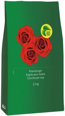 Engrais pour rosiers, 2.5 kg