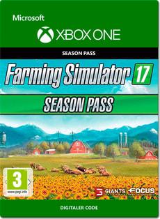 Xbox One - Farming Simulator 2017 Season Pass