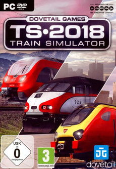 PC - Train Simulator TS 2018 D