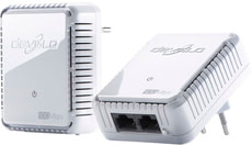 dLAN 500 duo Powerline Starter Kit