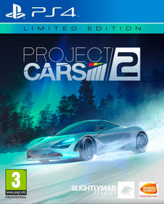 PS4 - Project CARS 2 - Limited Edition