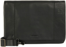 "One Premium Clutch - Bag per MacBook Air 11"" - nero"