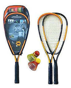 Set de speed-badminton Speed 4000