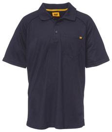 Polo Shirt Raglan Performance Pocket