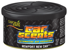 Désodorisant Car Scents Newport New Car