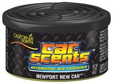 Lufterfrischer Car Scents Newport New Car
