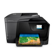 Officejet Pro 8710 AiO Drucker / Scanner / Kopierer / Fax