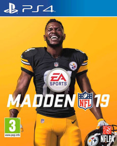 PS4 - Madden NFL 19