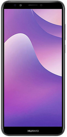 Y7 2018 Dual SIM 16GB noir