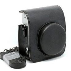 Instax Mini 90 Leather Case Black