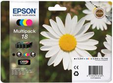 18 Claria Home Tintenpatrone Multipack