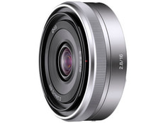 SEL16F28 E-Mount 16mm F2.8 Objektiv