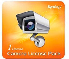 NVR Camera Pack 1 license