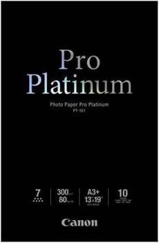 Pro Platinum Photo Paper A3+ PT-101