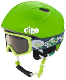 GIRO SLINGSHOT COMBO LIME LIL BIGFOOT