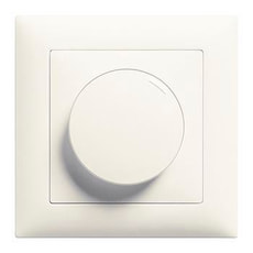 UP LED-Universal-Drehdimmer, 5-100 W
