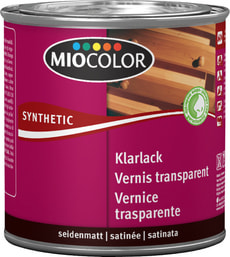 Synthetic Klarlack seidenmatt Farblos 375 ml