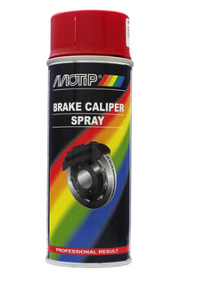 Brake caliper Spray rouge 04098