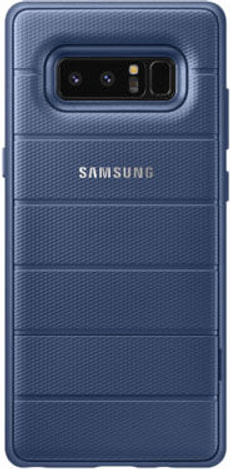 Protective St.Cover Note 8 bleu