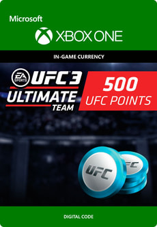 Xbox One - UFC 3: 500 UFC Points