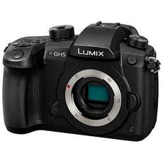 Lumix DMC-GH5EG-K schwarz