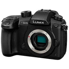 Lumix DMC-GH5EG-K nero