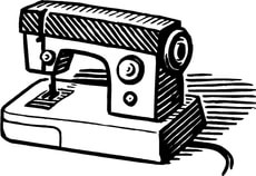 MACHINE A COUDRE ELECTRON
