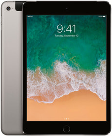 iPad mini 4 LTE 128GB spacegray