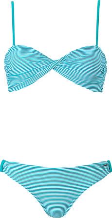 Damen-Bikini-Bandeau