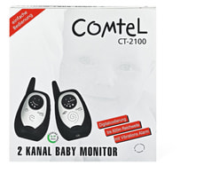 COMTEL CT 2100 BABY-MONITOR
