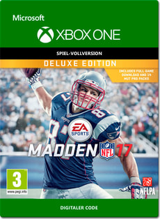 Xbox One - Madden NFL 17: Deluxe Edition