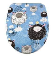 WC-Sitz Nice Sheep Slow Motion