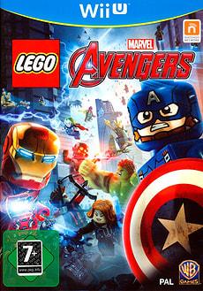 Wii U - LEGO Marvel Avengers