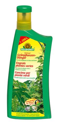 Engrais plantes vert, 1 l