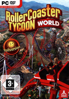 PC - Pyramide: RollerCoaster Tycoon World