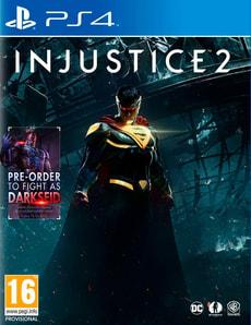 PS4 - Injustice 2