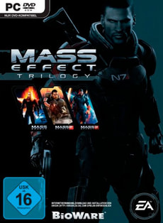 PC - Pyramide: Mass Effect Trilogy