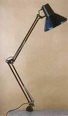 LAMP.D.TAB.MAXISWINGARM B